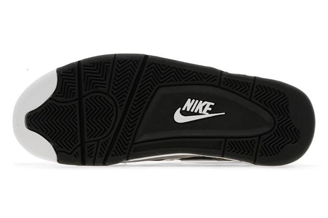 Nike Air Flight '13 Mid (Tropical Yellow Crosshatch