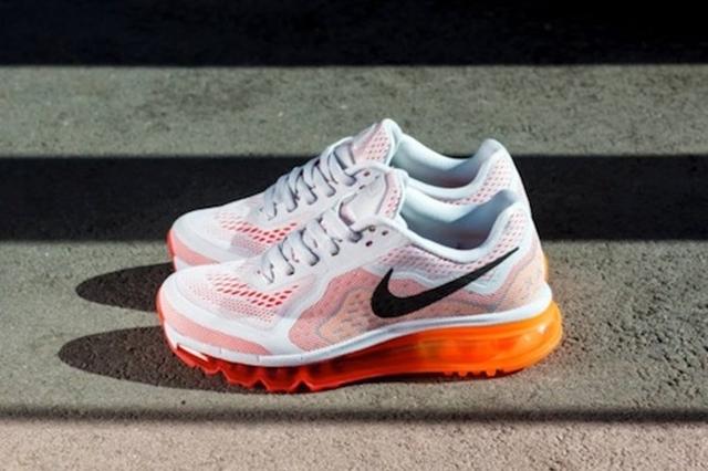Nike Wmns Air Max 2014 (Laser CrimsonTotal Orange