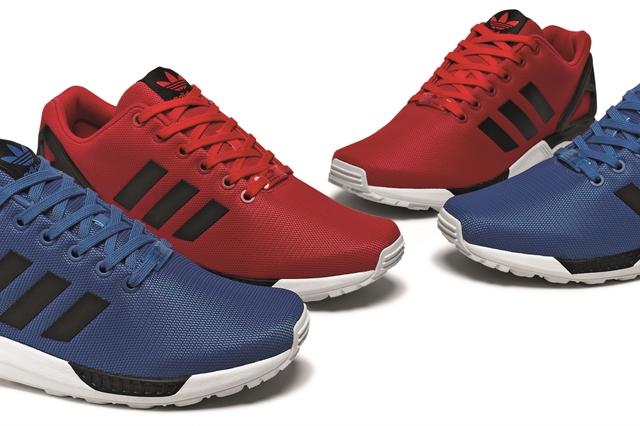 Новая коллекция кроссовок adidas Originals ZX Flux   SFMAG.RU 5f9a156df82
