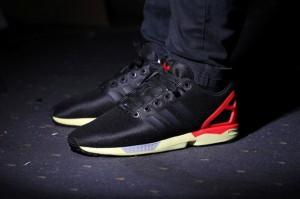 Adidas New Zx Flux Winter Cordura | Grailed