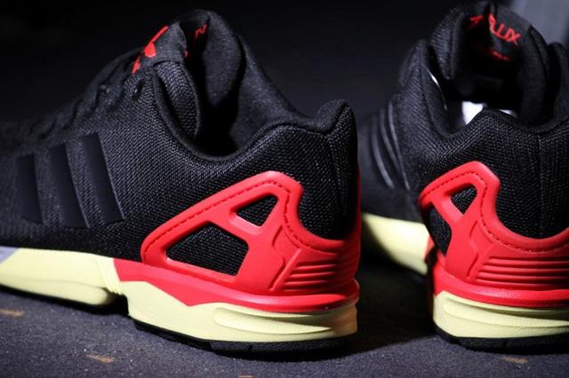 originals zx flux red/black