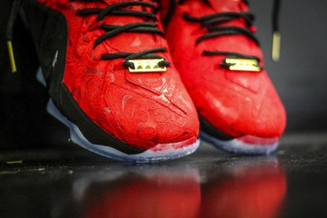 "online retailer 881d7 2ccad Nike LeBron 12 EXT ""Red Paisley"" | SFMAG.RU"