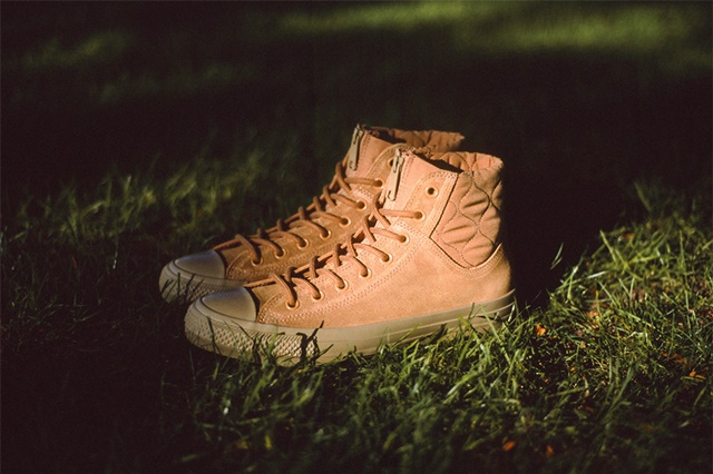 Foot Locker   Converse Chuck Taylor All Star MA-1 Zip  Quilted ... 7844bc58570