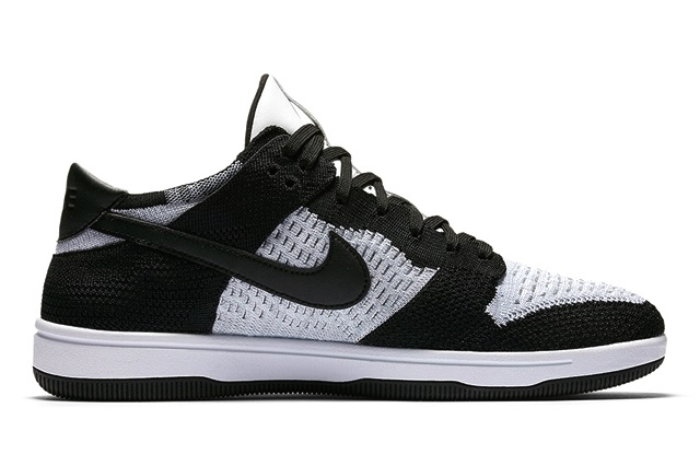 nike-dunk-low-flyknit-white-black-4