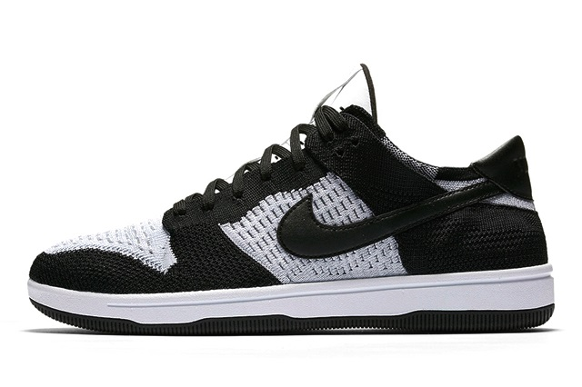 nike-dunk-low-flyknit-white-black-5