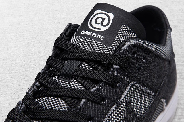 sports shoes ce58a f590f medicom-toy-nike-sb-dunk-low-elite-bearbrick