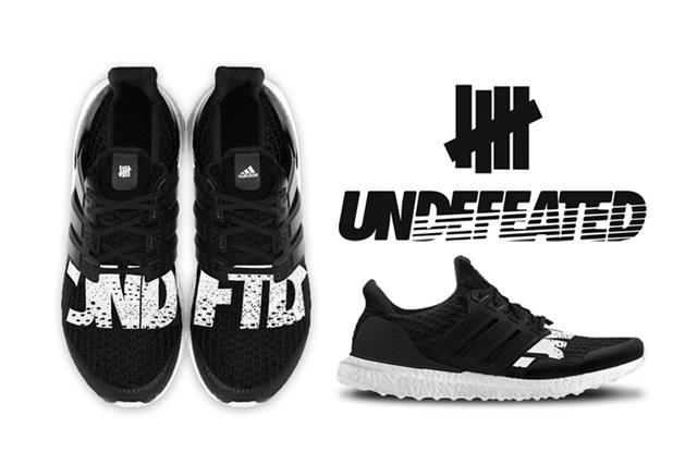 new concept 77d62 8396b UNDEFEATED x Adidas Ultra Boost 4.0 | SFMAG.RU