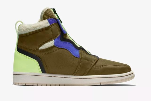 Air-Jordan-1-WMNS-High-Zip-Olive-Flak-4