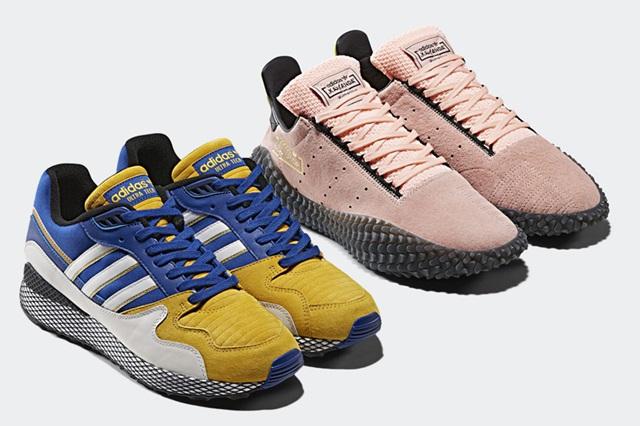 Dragon-Ball-Z-adidas-Ultra-Tech-Vegeta-D97054-adidas-Kamanda-Majin-Buu-D97055-Release-Date
