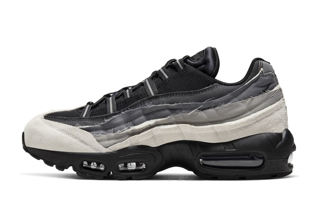 Comme-des-Garcons-Nike-Air-Max-95-Black-Grey-Release-Date-1