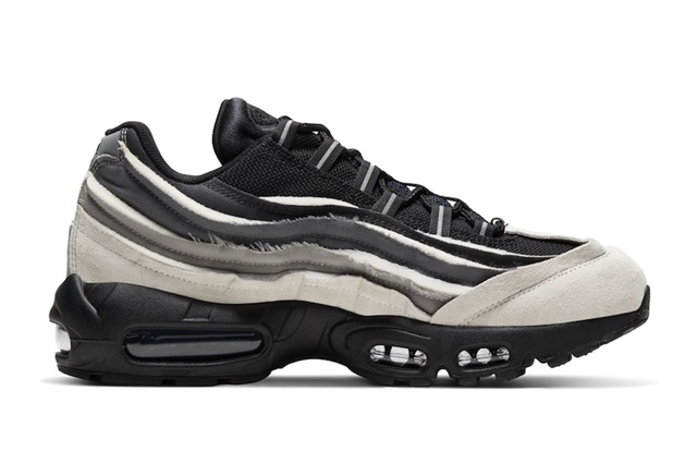 Comme-des-Garcons-Nike-Air-Max-95-Black-Grey-Release-Date-2
