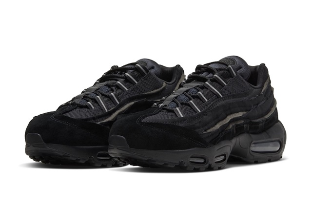 Comme-des-Garcons-Nike-Air-Max-95-Black-Release-Date