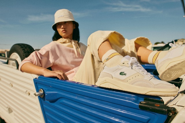 Lacoste Game Advance Luxe_lookbook_1