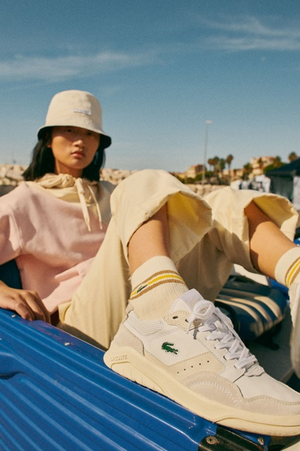 Lacoste Game Advance Luxe_lookbook_2